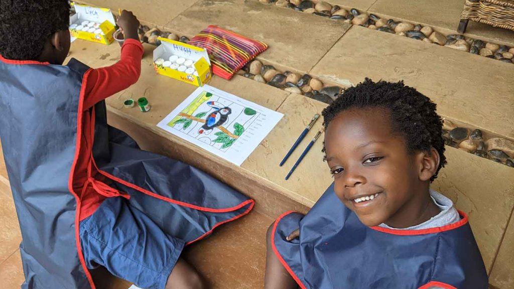 Kids Painting Class