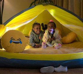 Indoor Camping in Naivasha