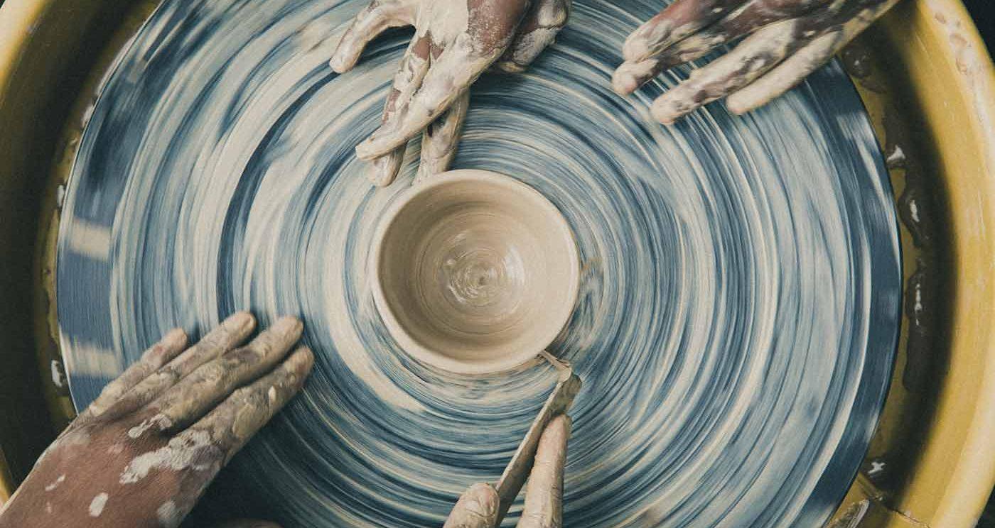 Pottery at Tridenn Ceramics