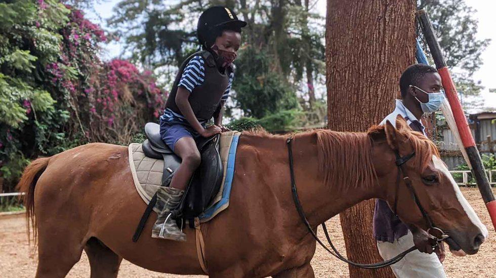 Xina Horse Riding