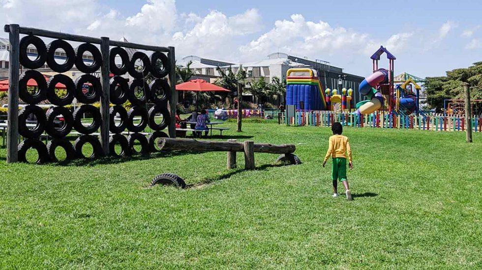 Buffalo Mall Playground